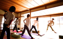 ayanoha yoga room