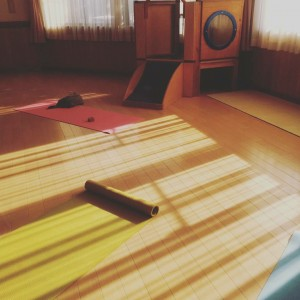 ayanoha yoga in the aroma @Nマルシェ